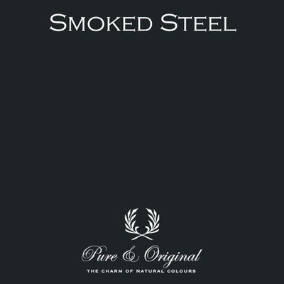 Pure & Original Smoked Steel