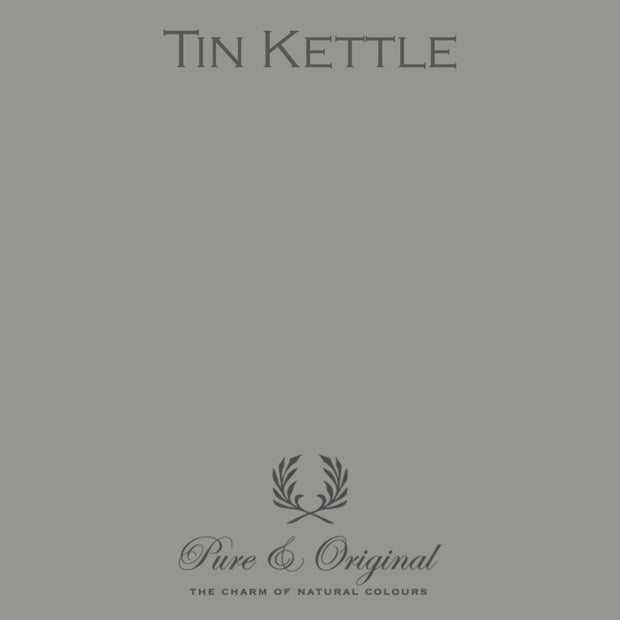 Pure & Original Tin Kettle