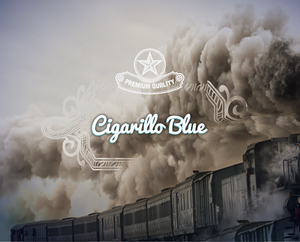 Cigarillo Blue E-Liquid by Blue Vapes