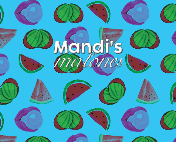 Mandi's Malones E-Liquid by Blue Vapes E-Liquid - Blue Vapes Canada