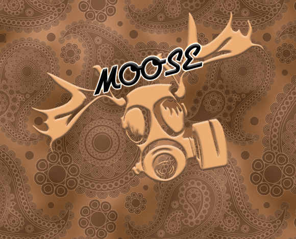 Moose E-Liquid by Blue Vapes E-Liquid - Blue Vapes Canada