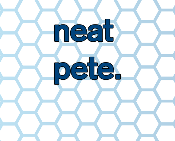 Neat Pete E-Liquid by Blue Vapes