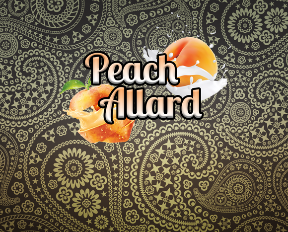 Peachallard E-Liquid by Blue Vapes E-Liquid - Blue Vapes Canada