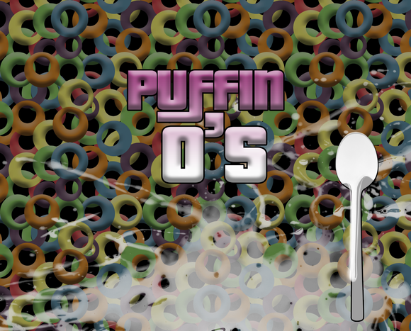 Puffin O's E-Liquid by Blue Vapes