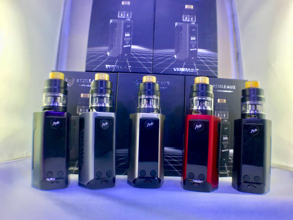 Wismec RXGEN3 Kit Kits - Blue Vapes Canada