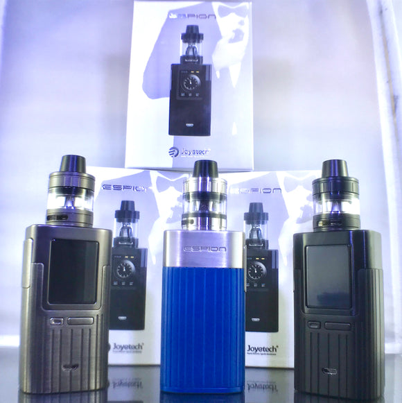 Joyetech Espion Kit Kits - Blue Vapes Canada