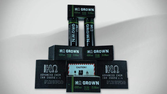 Hohm-life-26650-battery Battery - Blue Vapes Canada
