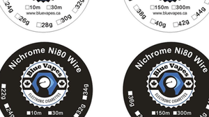 Nichrome Ni80 Wire by Blue Vapes Wire - Blue Vapes Canada