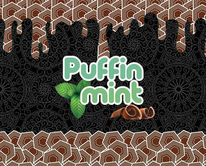 Puffinmint Patty E-Liquid by Blue Vapes E-Liquid - Blue Vapes Canada
