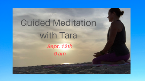 Guided meditation class in Annapolis, MD