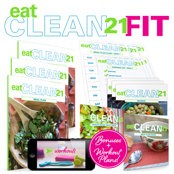 Eat Clean 21 FIT Meal Plan Kits
