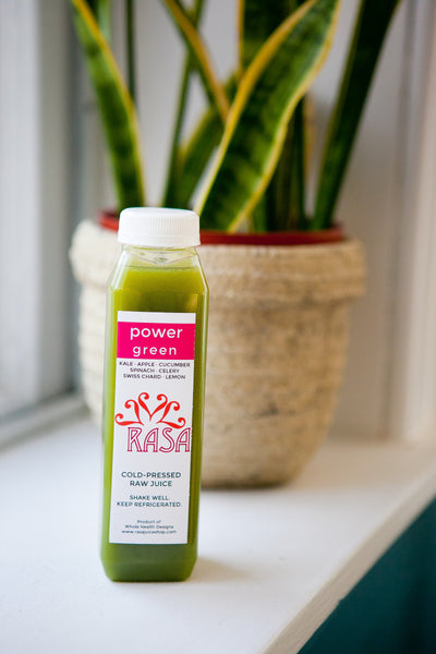 RASA Power Green Juice