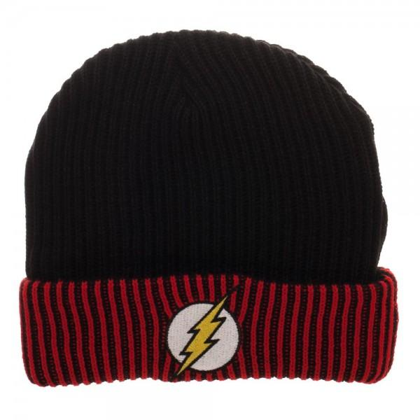 Flash Logo Reversible Beanie