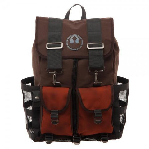 Luke EP8 Inspired by Rucksack