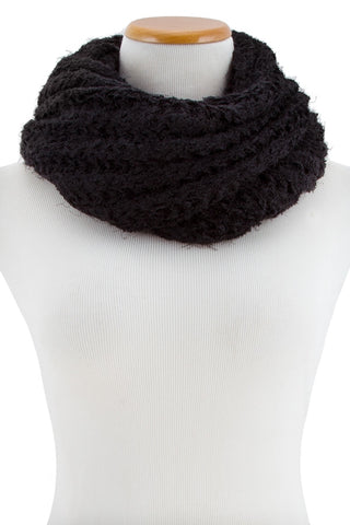 Oh So Soft Knit Infinity Scarf