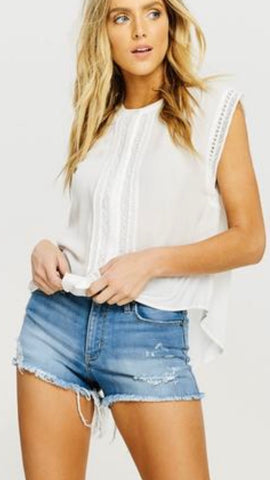 LuLu Denim Short