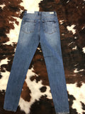 Christine Distressed Skinny Jean