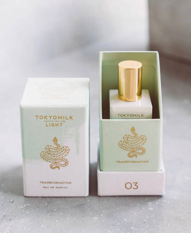 TokyoMilk Light Transformation Parfum