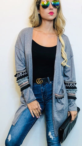 Ambitious Feelings Cardigan Sweater