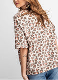 Leave It To Me Leopard Top