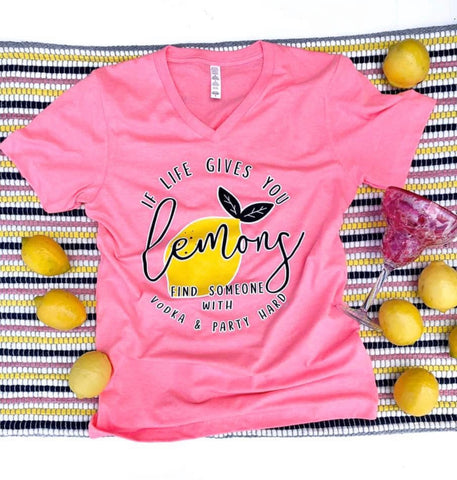 Life Gives You Lemons Tee