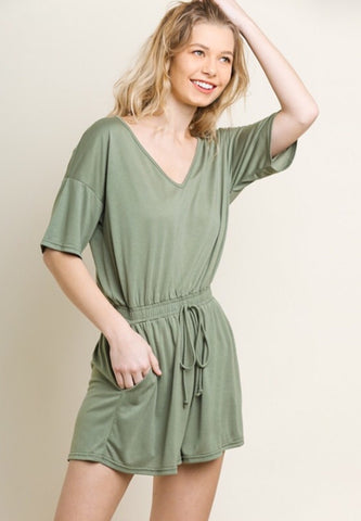 Away for the Weekend Romper