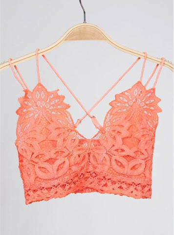 Everyone Loves Lace Bralette