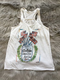 God Bless America Graphic Tank