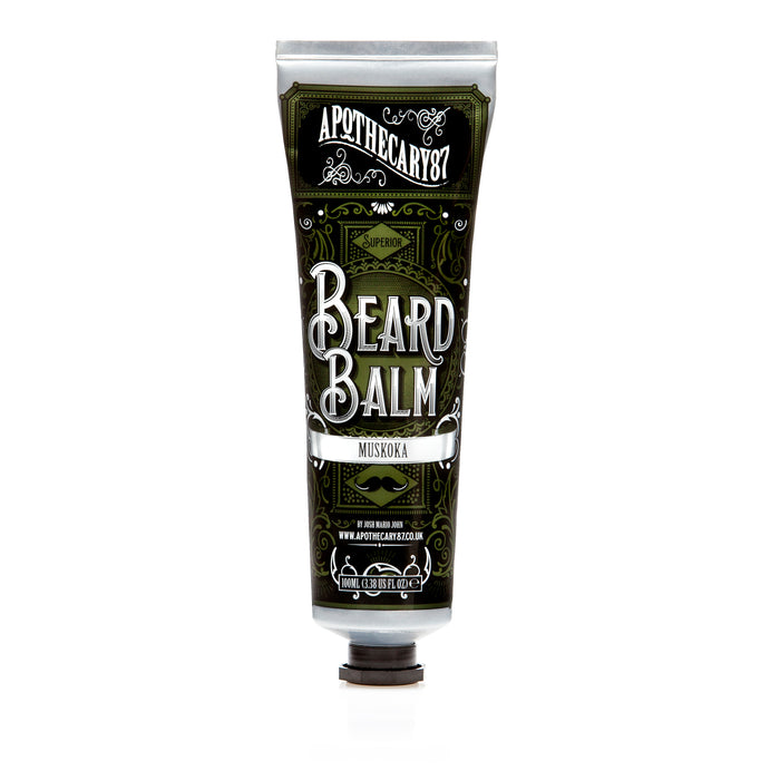 NEW! Muskoka Beard Balm 100ml