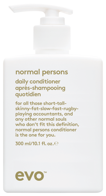 normal persons daily conditioner