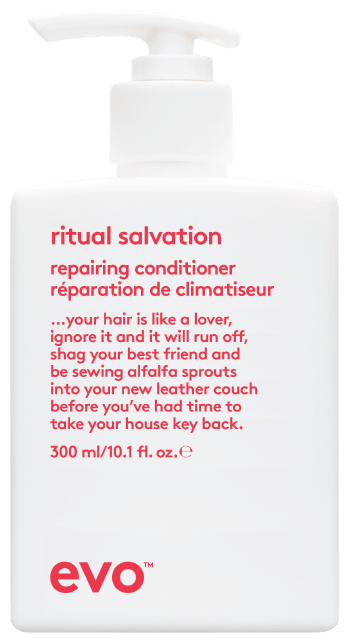 Copy of ritual salvation - repairing conditioner