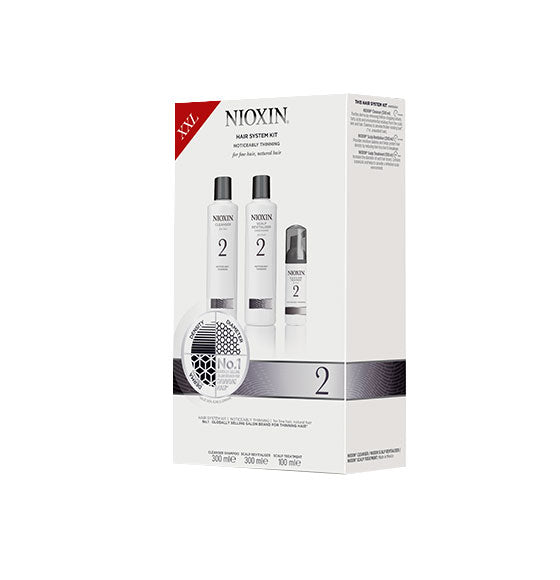 Nioxin System 2 Full Kit