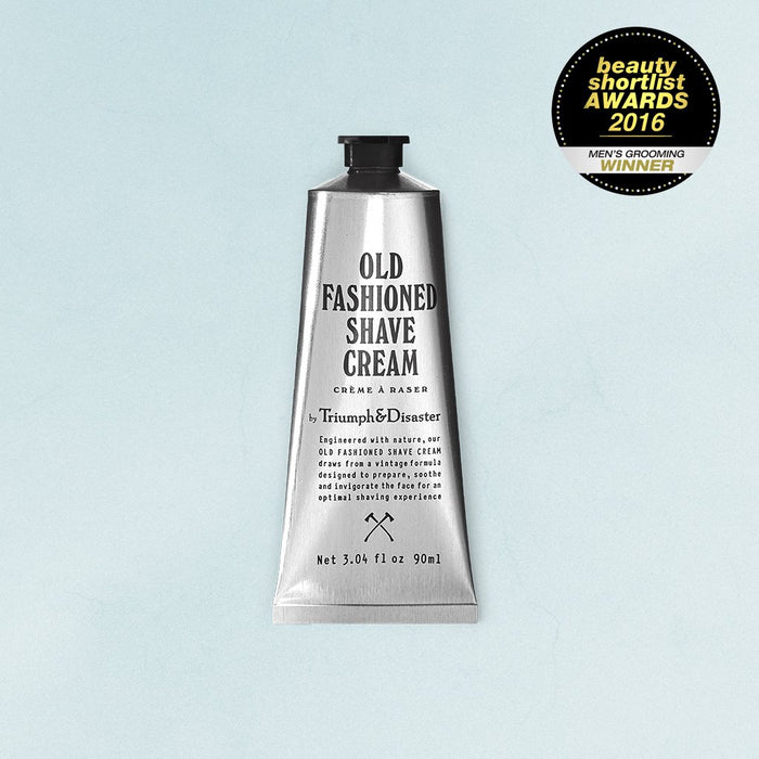 Old Fashioned Shave Cream 90ml Tube