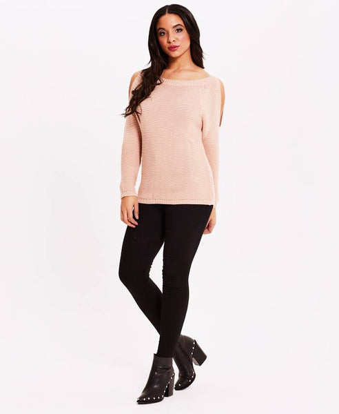 Open Shoulder Jumper