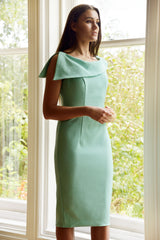 Penelope Dress Mint