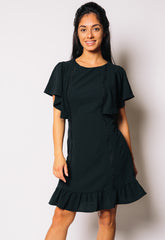 Black Frill Dress