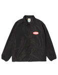 EINE Paint Coach Jacket - Black - Eine London by Ben Eine