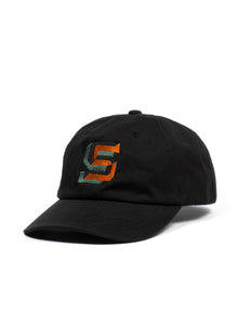 Gaspipe S Cotton Baseball Cap  - Black
