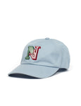 Circus N Cotton Baseball Cap  - Baby Blue