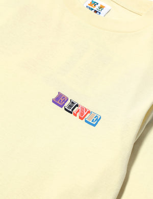 Eine Type L/S T-Shirt - Off White - Eine London by Ben Eine