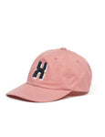 Gaspipe X Cotton Baseball Cap  - Pink - Eine London by Ben Eine