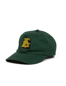 Tenderloin E Cotton Baseball Cap  - Green