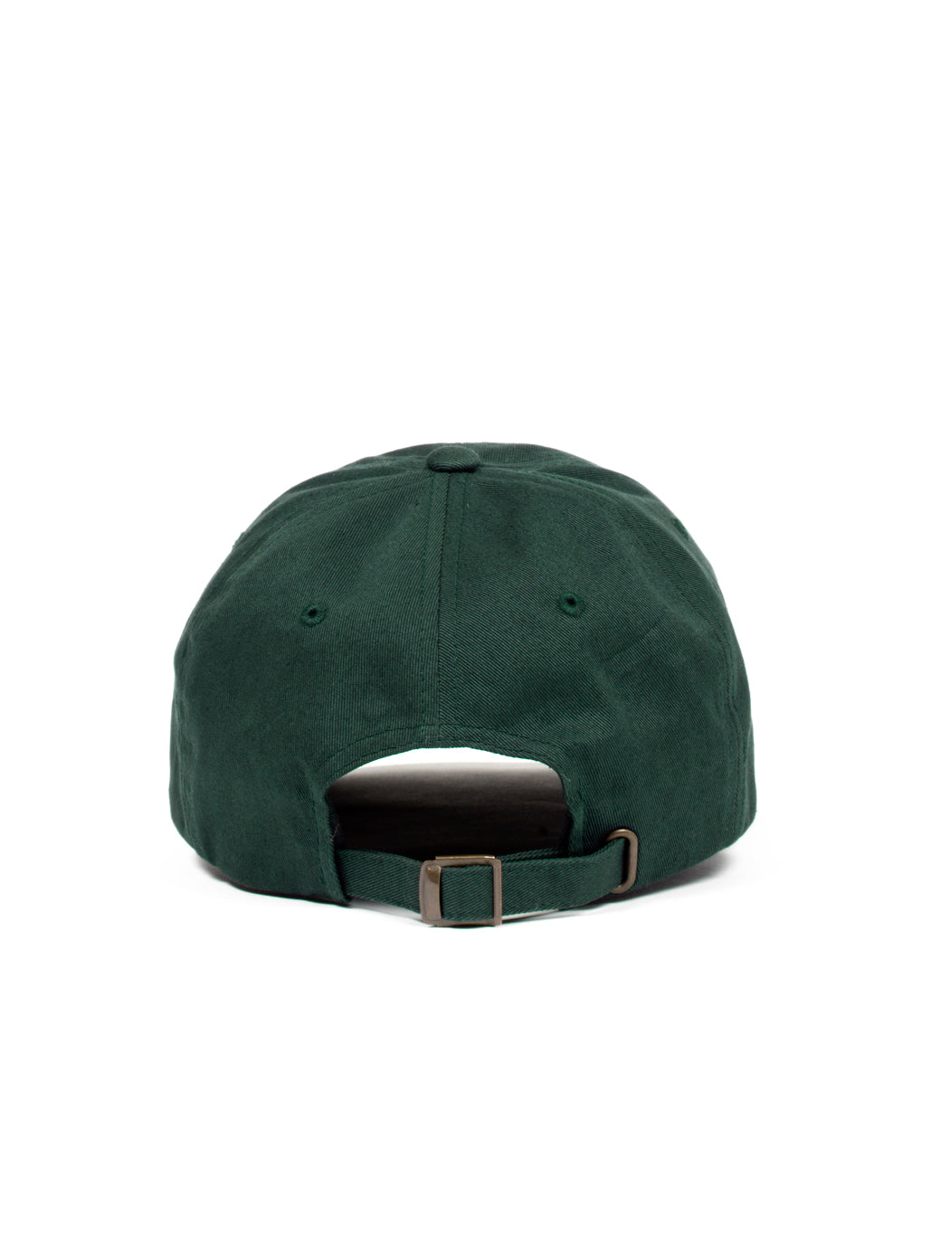 Tenderloin E Cotton Baseball Cap  - Green - Eine London by Ben Eine