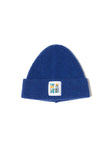 EINE Wool Beanie - Blue Sample