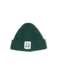 EINE Wool Beanie - Green Sample