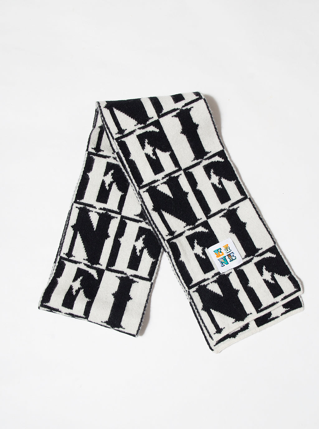 All-Over Print Scarf - 1