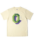 Gaspipe O Pocket S/S T-Shirt - OFF White - Eine London by Ben Eine