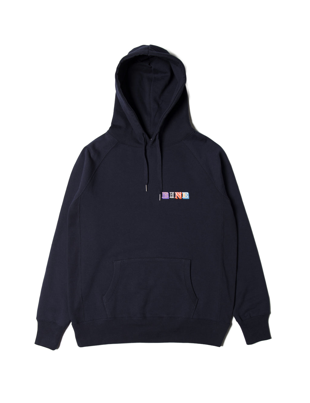 Eine Type Hooded Sweat - Navy