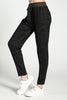 BRUSH KNIT JOGGER PANTS