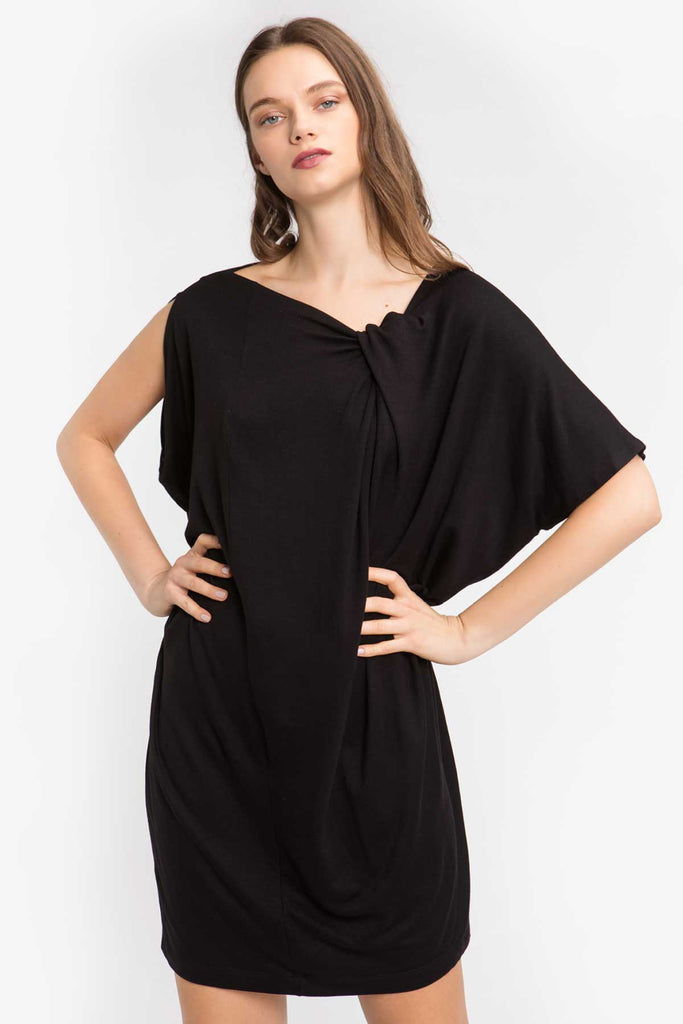 Ever After Dress Knotted Neck Tunic